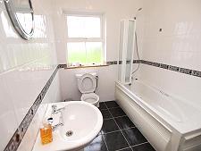La salle de bains de famille