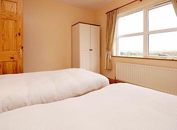 La chambre à deux lits