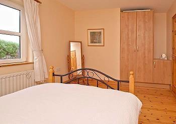 La chambre double avec salle de bains privée