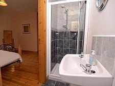 La salle de bains privée